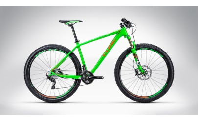 Cube Reaction GTC SL 27.5 (2015)